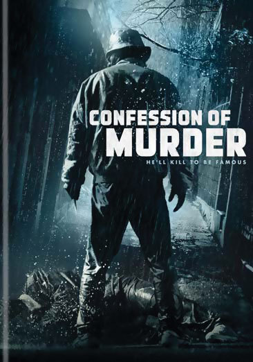 Confession of Murder DVD 812491014967