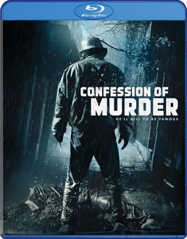 Confession of Murder Blu-ray 812491014974