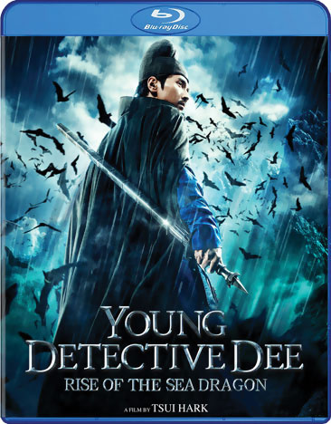 Young Detective Dee: Rise of the Sea Dragon Blu-ray 812491014998