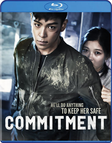 Commitment Blu-ray 812491015018