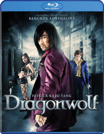Dragonwolf Blu-ray 812491015308
