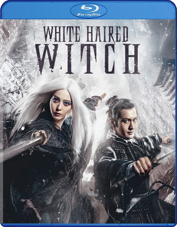 White-Haired Witch Blu-ray 812491015377