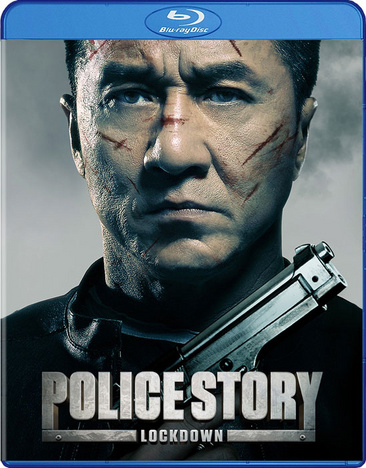 Police Story: Lockdown Blu-Ray 812491015599
