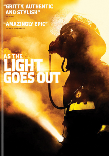 As the Light Goes Out DVD 812491015667