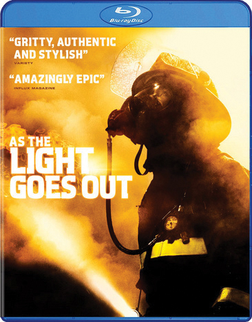 As the Light Goes Out Blu-ray 812491015674