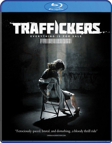Traffickers Blu-ray 812491015698
