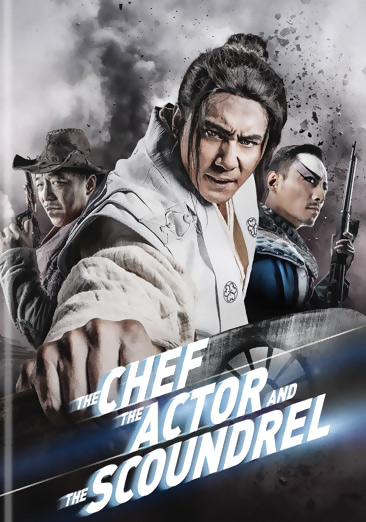 The Chef, the Actor, and the Scoundrel DVD 812491015704
