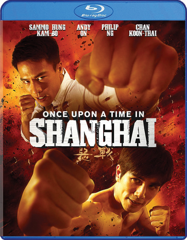 Once Upon a Time in Shanghai Blu-ray 812491016015
