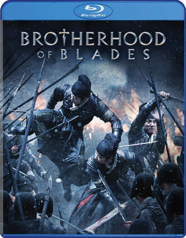 Brotherhood of Blades Blu-ray 812491016176