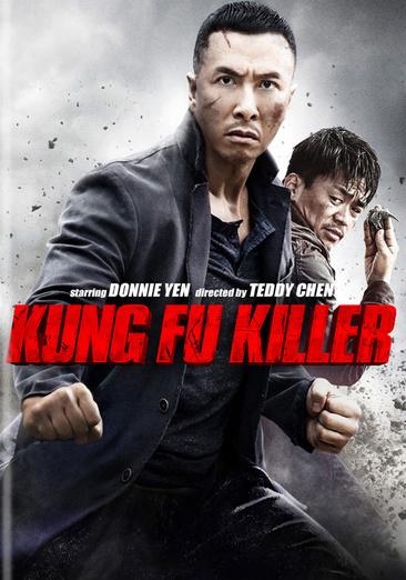 Kung Fu Killer DVD 812491016343