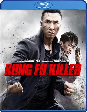 Kung Fu Killer Blu-ray 812491016350