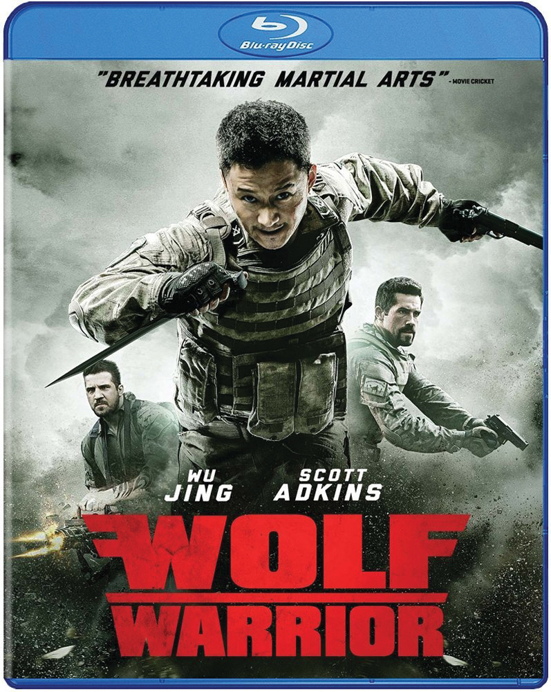 Wolf Warrior Blu-ray 812491016404