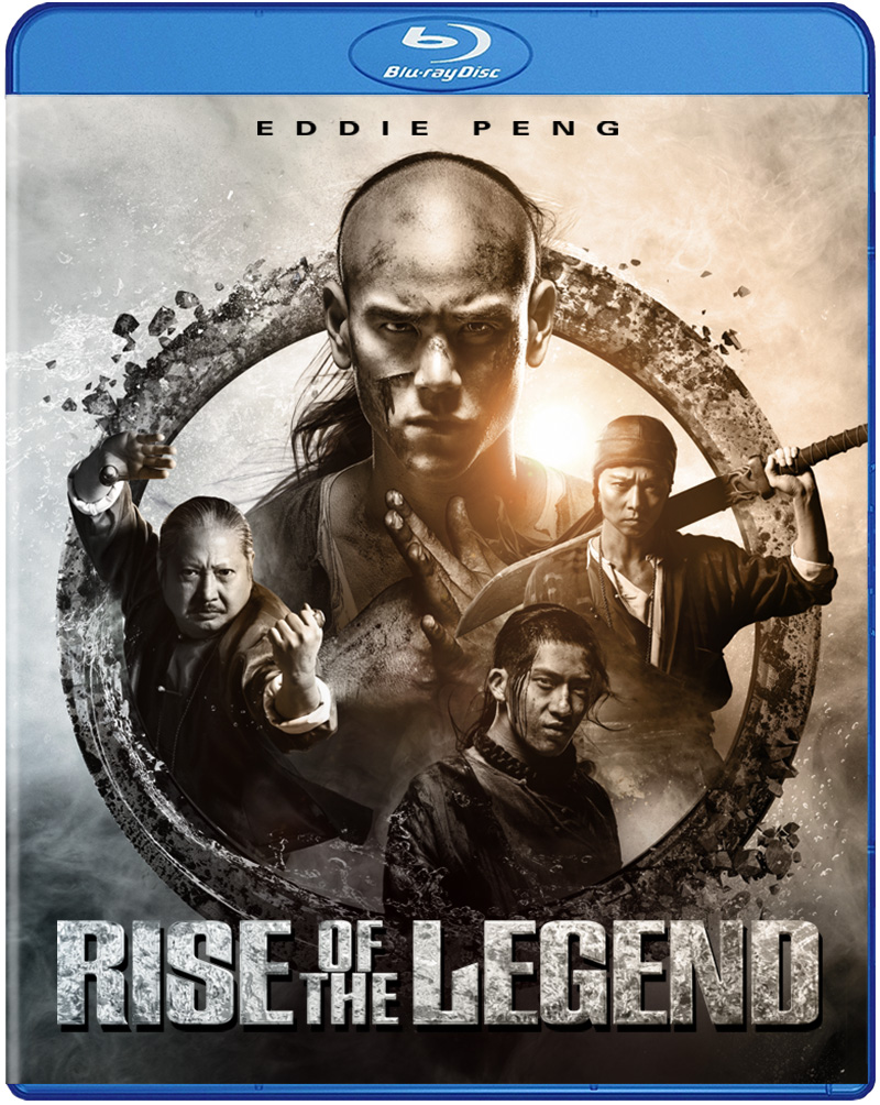 Rise of the Legend Blu-ray 812491016480