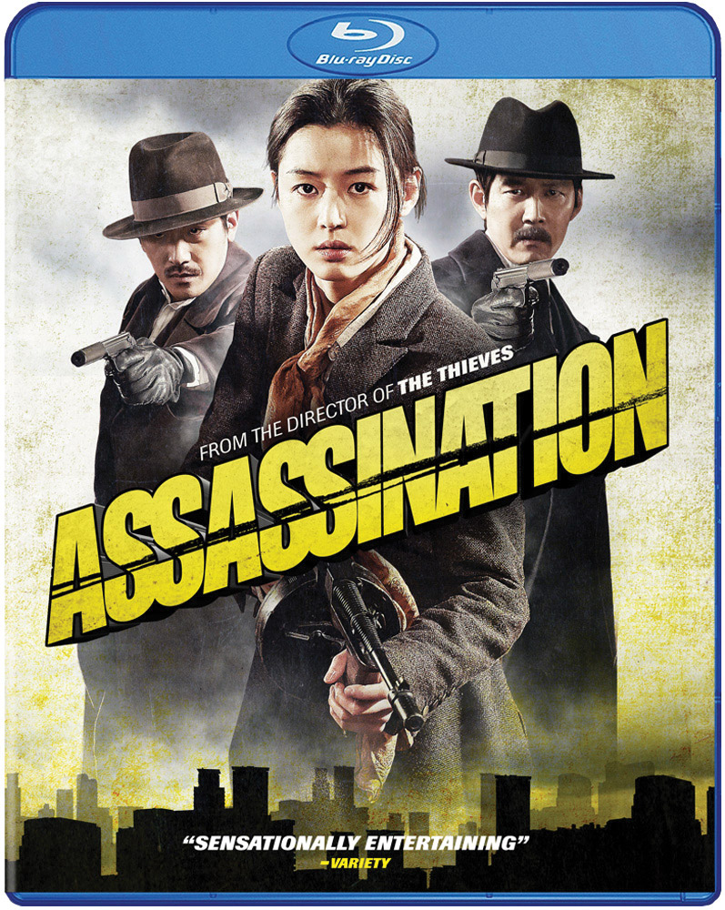 Assassination Blu-ray 812491016565