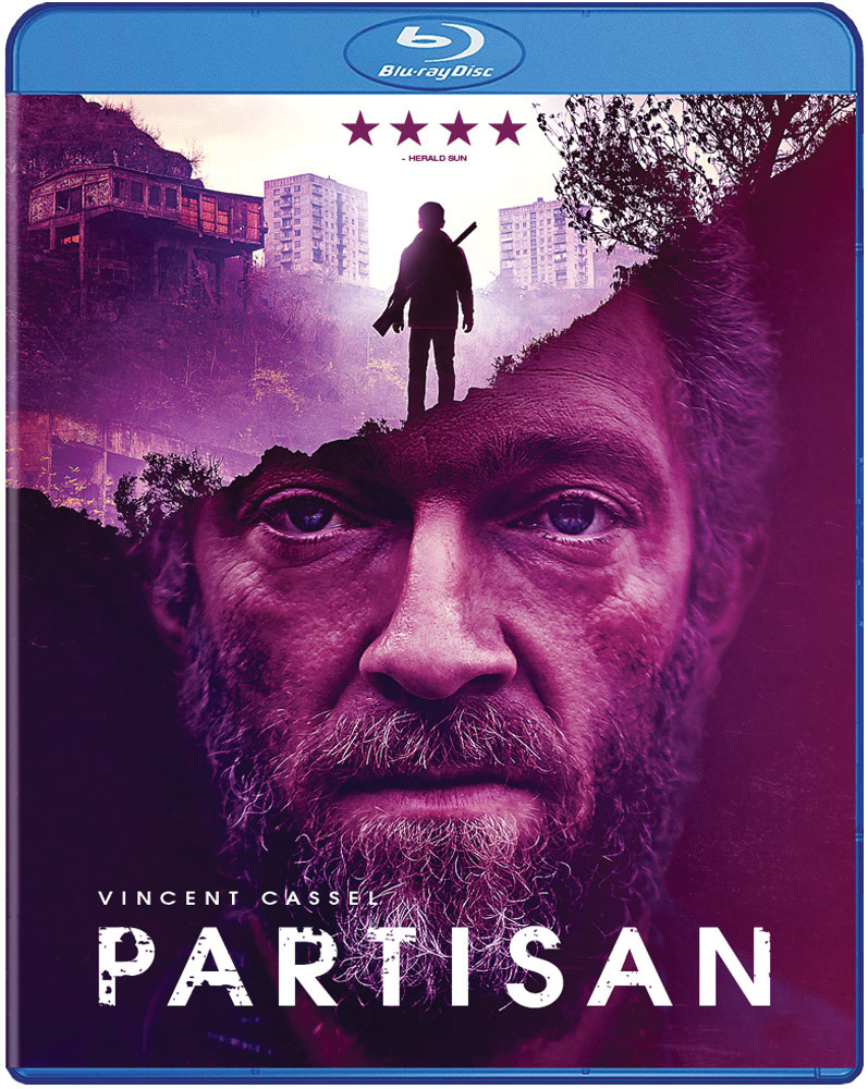 Partisan Blu-ray 812491016589