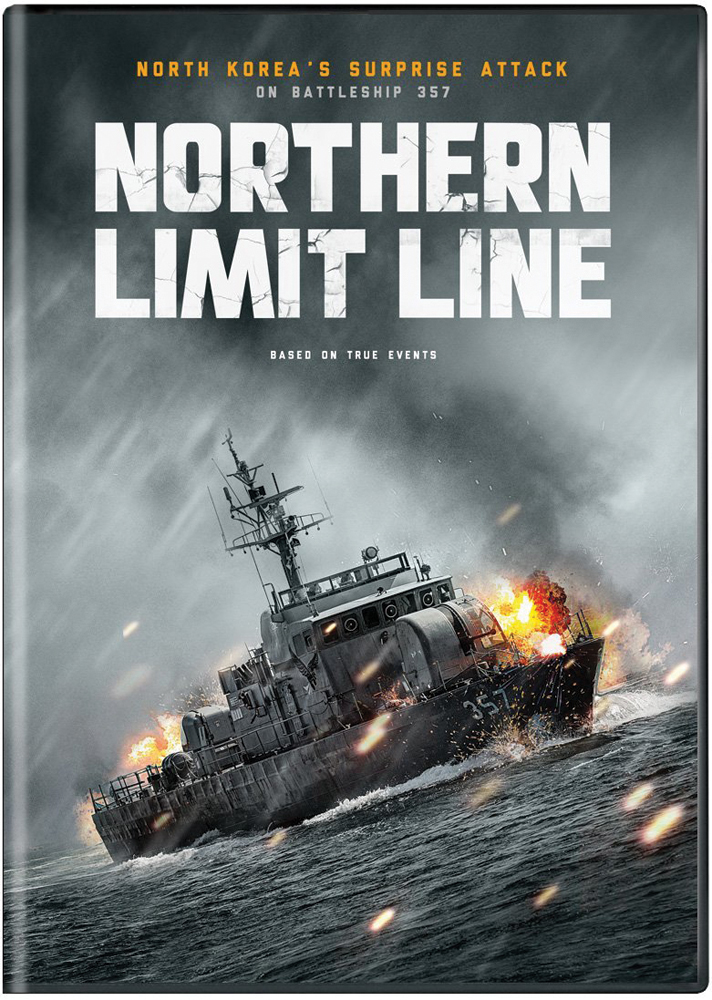 Northern Limit Line DVD 812491016640