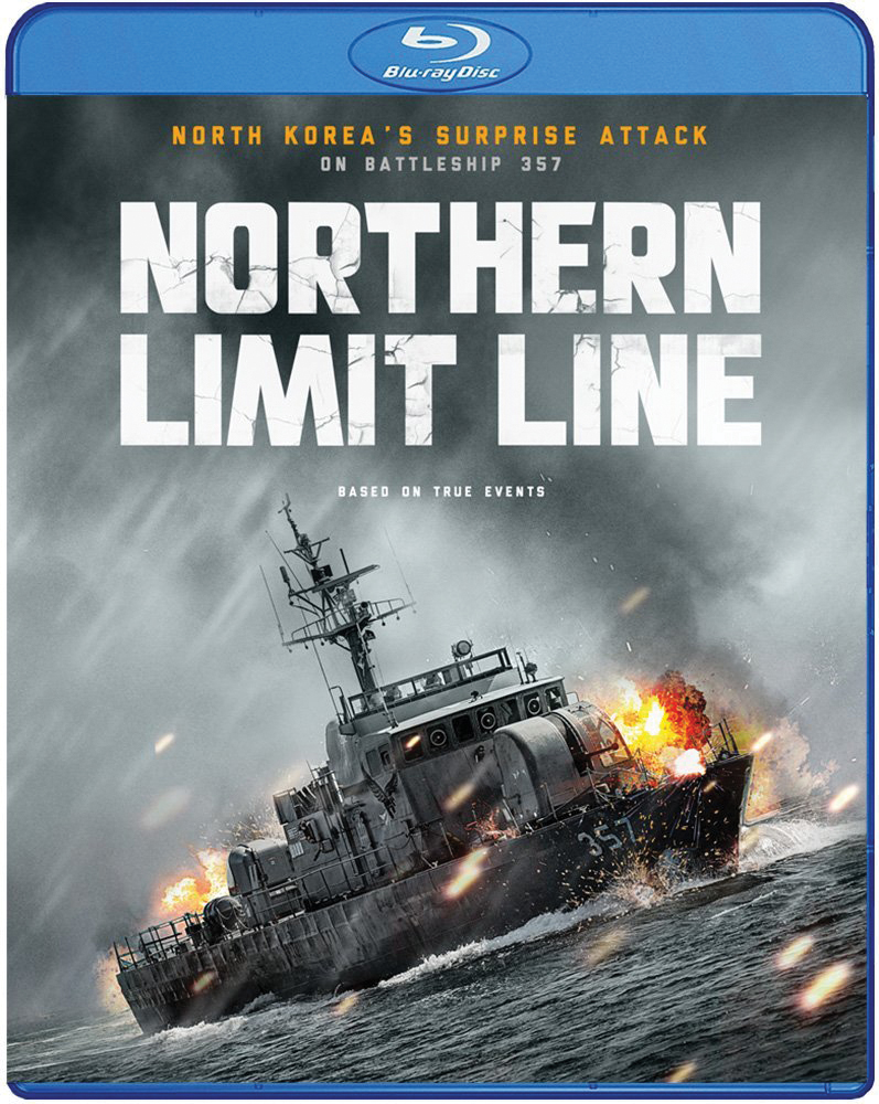 Northern Limit Line Blu-ray 812491016657