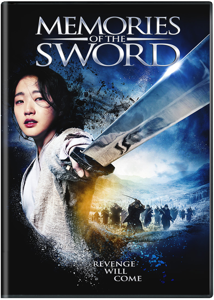 Memories of the Sword DVD 812491016695