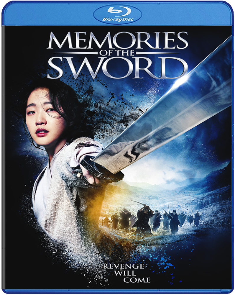 Memories of the Sword Blu-ray 812491016701