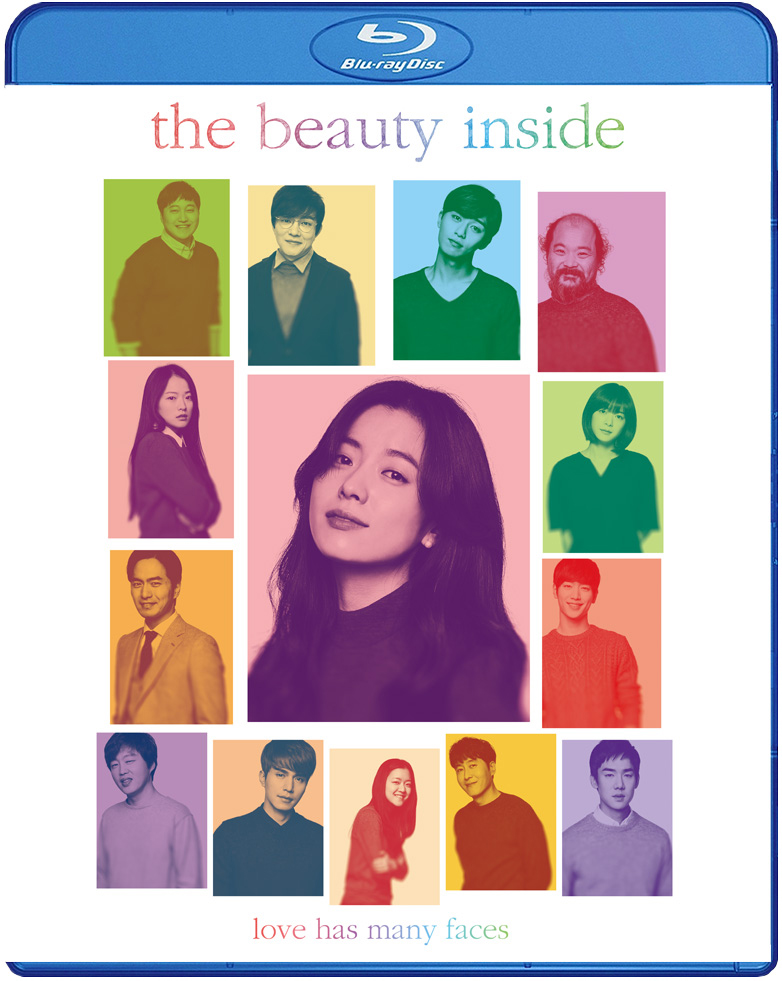 The Beauty Inside Blu-ray 812491016749