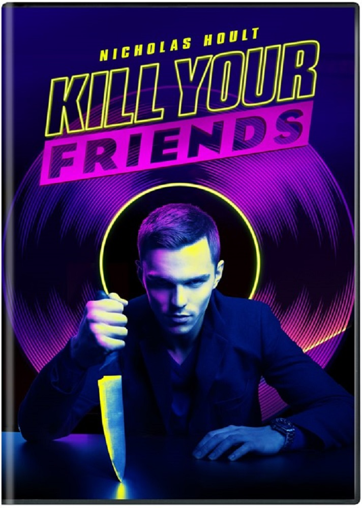 Kill Your Friends DVD 812491016756