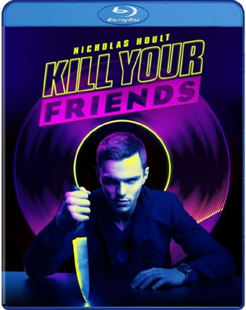 Kill Your Friends Blu-ray 812491016763
