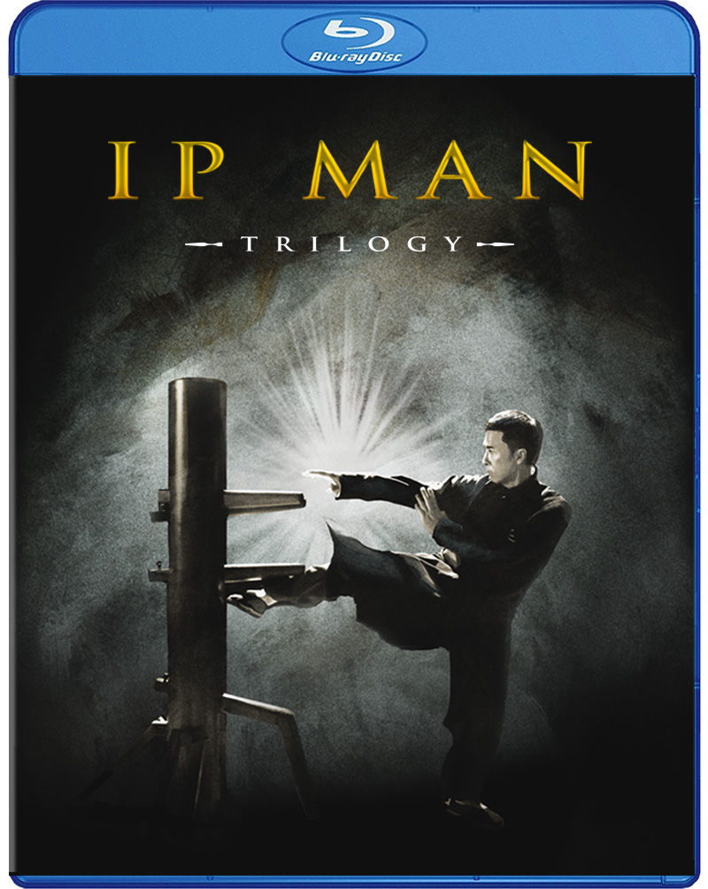 Ip Man Trilogy Blu-ray 812491016824