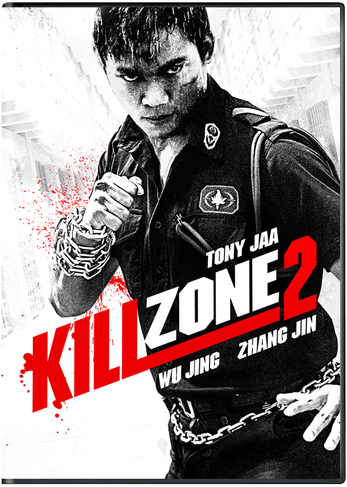 Kill Zone 2 DVD 812491016893
