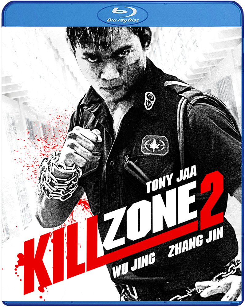 Kill Zone 2 Blu-ray 812491016909