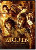 Mojin The Lost Legend DVD