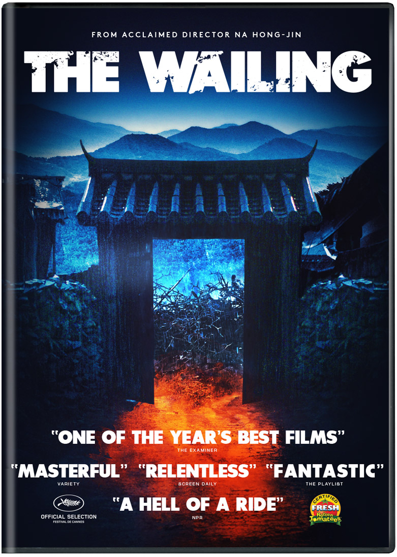 The Wailing DVD 812491017371
