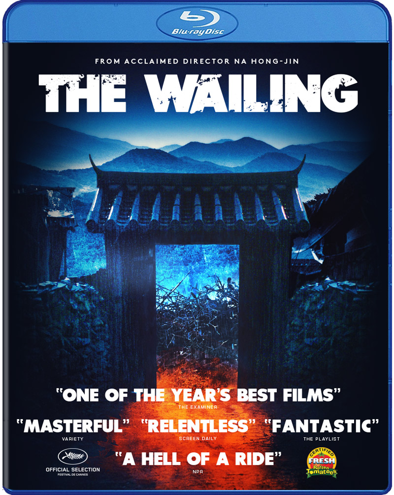 The Wailing Blu-ray 812491017388