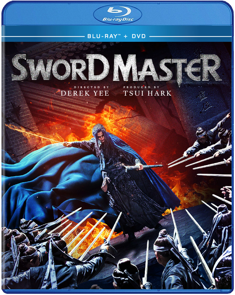 Sword Master Blu-Ray/DVD 812491017425