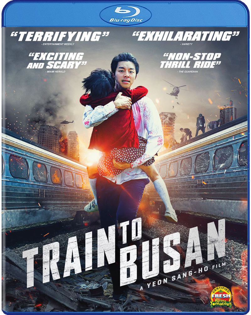 Train to Busan Blu-ray 812491017487