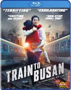 Train to Busan Blu-ray