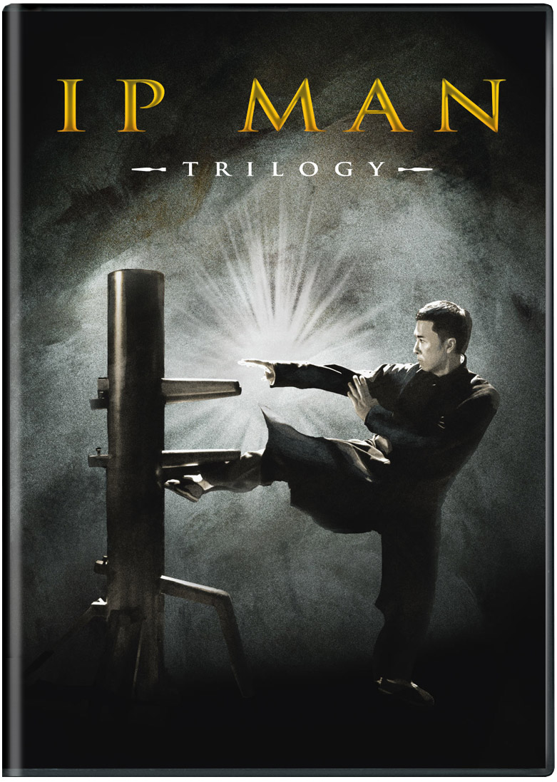 Ip Man Trilogy DVD 812491017494