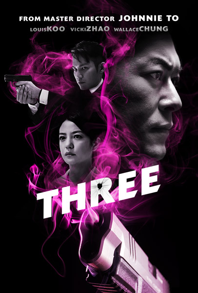 Three Blu-ray 812491017517