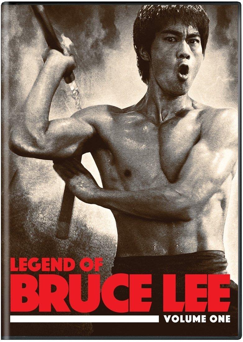 Legend of Bruce Lee Volume 1 DVD