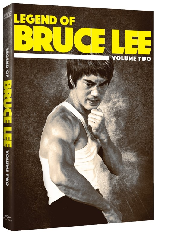 Legend of Bruce Lee Volume 2 DVD 812491017579