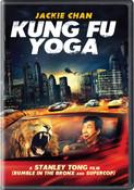 Kung Fu Yoga DVD