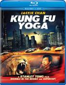 Kung Fu Yoga Blu-ray/DVD