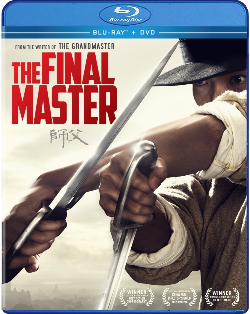 The Final Master Blu-ray/DVD 812491018361