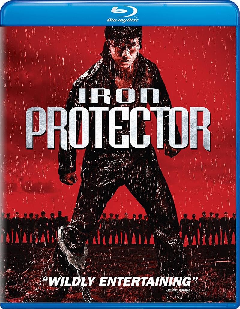 Iron Protector Blu-ray 812491018408