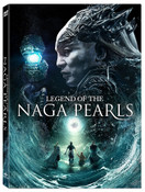 Legend of the Naga Pearls DVD