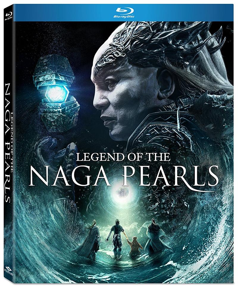 Legend of the Naga Pearls Blu-ray 812491019023