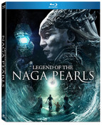 Legend of the Naga Pearls Blu-ray