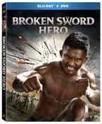 Broken Sword Hero Blu-ray/DVD