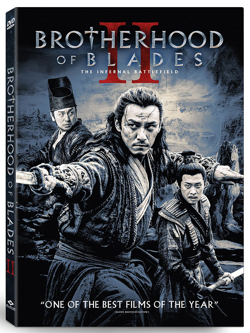 Brotherhood of Blades 2 DVD