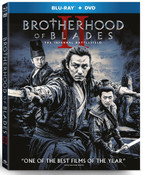 Brotherhood of Blades 2 Blu-ray/DVD