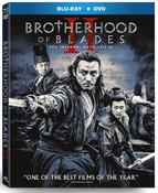 Brotherhood of Blades 2 Blu-ray/DVD